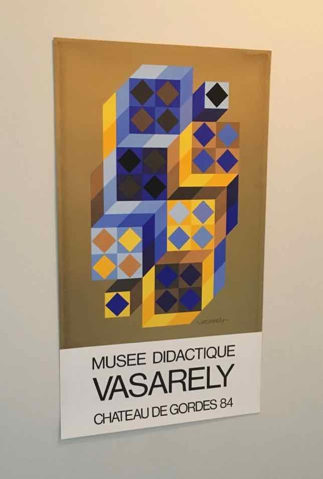 Vasarely Print
