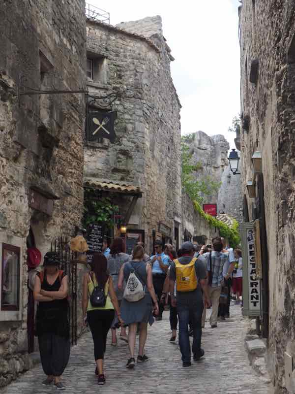 Les Baux-de-Provence Village