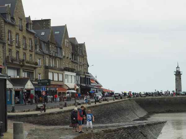 6 Days in Brittany: Cancale Harbour, France. J Chung