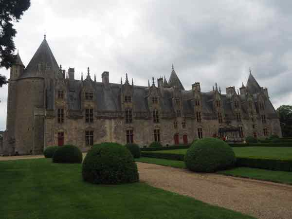 Château Josselin. J Chung