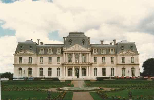Spend the night at a real French chateau like Chateau d'Artigny, France. J Chung