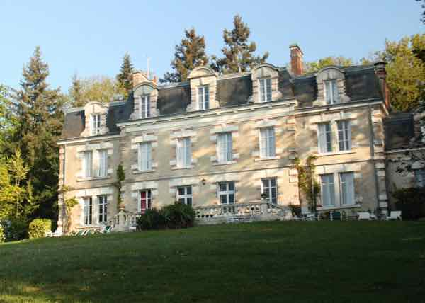 Chateau des Tertres