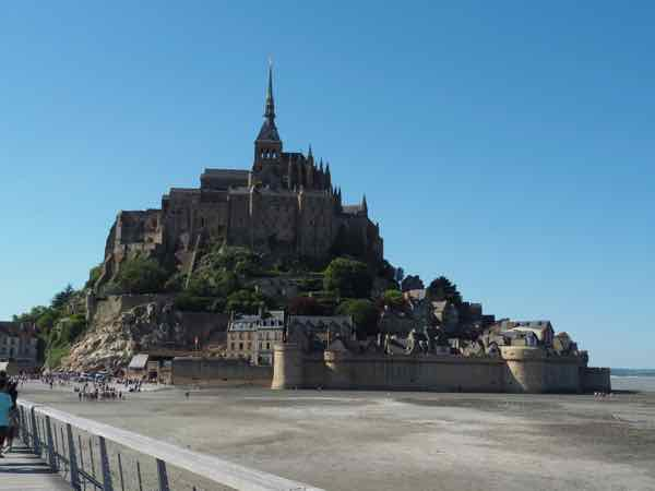Mont Saint-Michel. J Chung