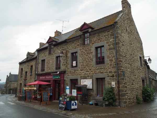 Saint-Suliac, Brittany France. J Chung