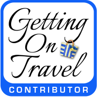Getting On Travel Contributor badge