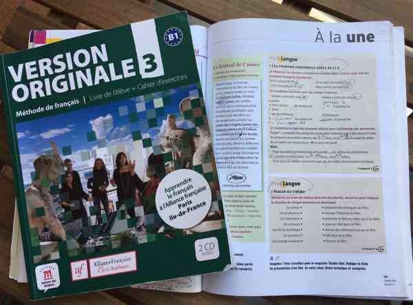 take a French immersion course in France: Alliance Francaise, Paris