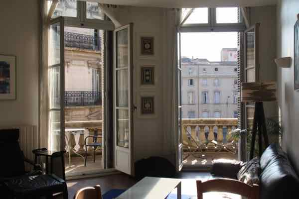 My apartment in Montpellier, France