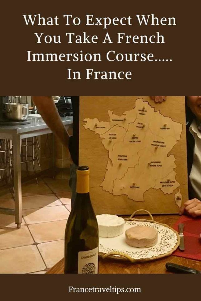 What To Expect When You Take A French Immersion Course In France
