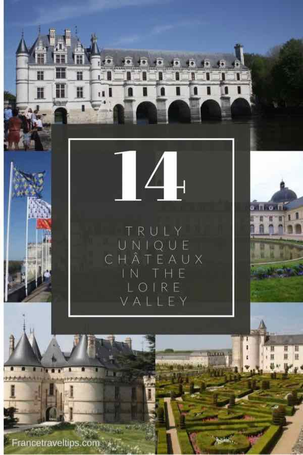 14 Truly Unique Chateaux In The Loire Valley