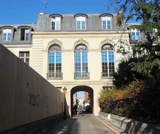 Chateau des Ternes, Paris