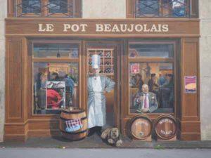 Fresque de Lyonnais (J. Chung)