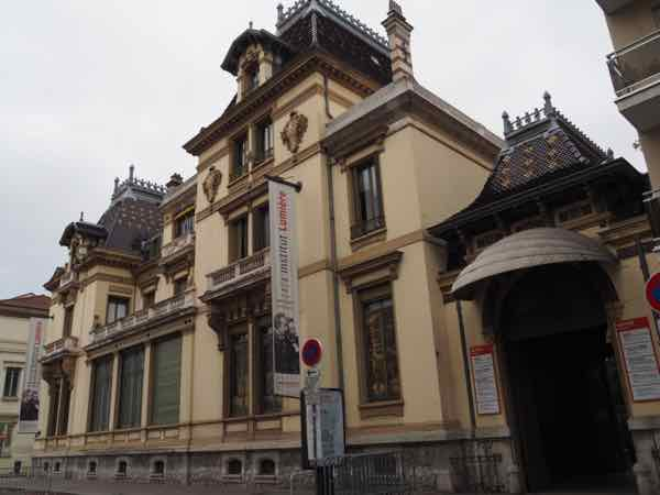 Institut Lumiere, Lyon (J. Chung)