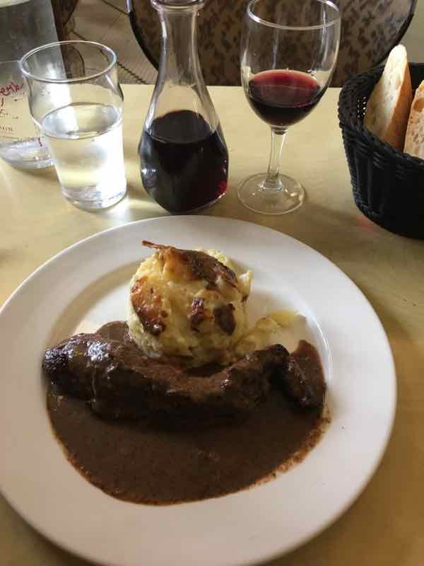 Lunch at Le Petit Choiseul, Paris (Photo- J Chung)