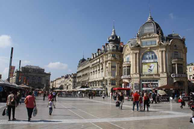 highlights of montpellier during a 1 week stay. Black Bedroom Furniture Sets. Home Design Ideas