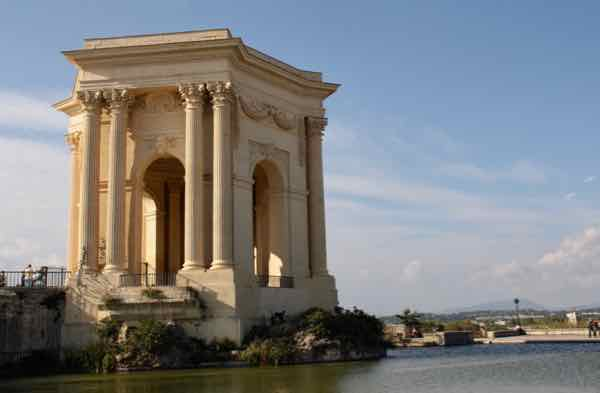Chateau d'eau du Peyrou, Montpellier