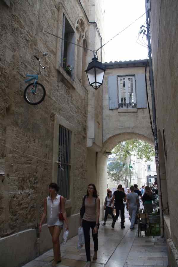 Montpellier Vieille Ville