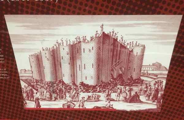 The Bastille Fortress