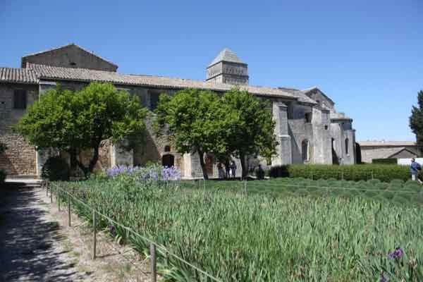Saint-Paul-de-Mausole asylum, Saint-Remy-de-Provence