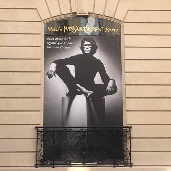 Musée Yves Saint-Laurent, Paris