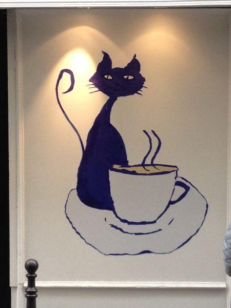 Cafe des Chats, Paris
