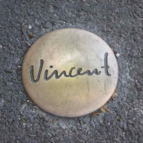Vincent Van Gogh marker