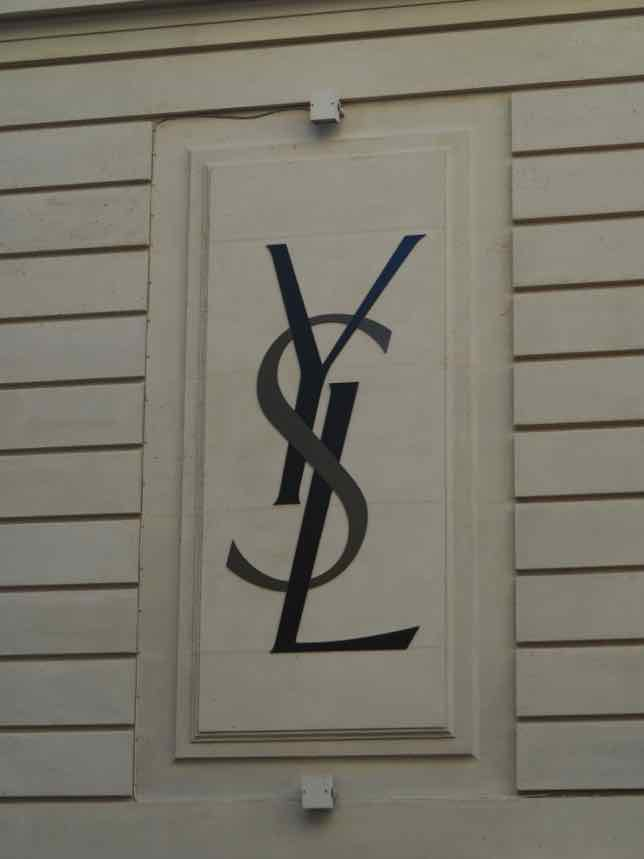 Iconic YSL Monogram