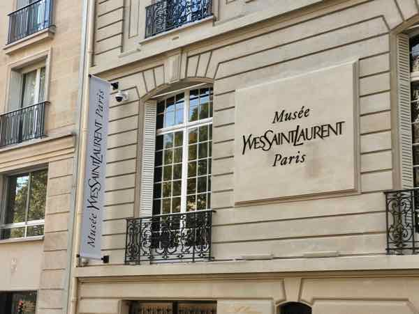 51113297087 The Iconic YSL Monogram- A Symbol For A New Museum - France Travel Tips