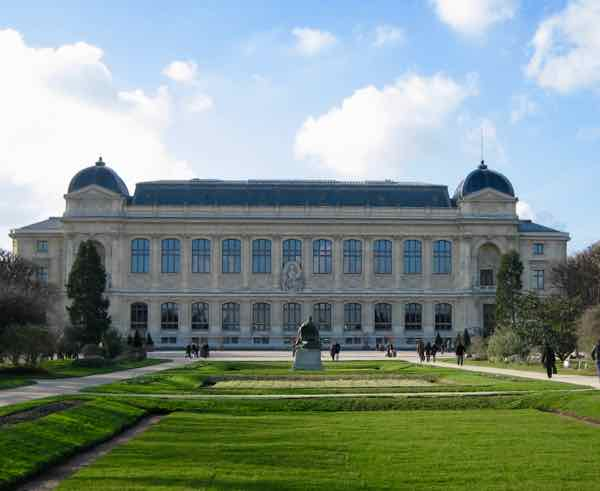 Jardin des Plantes Museum Nationale d 'Histoire Naturelle (J. Chung)