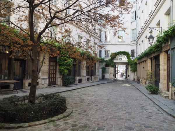 La Cour Damoye, Paris (J. Chung)
