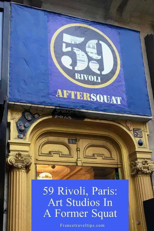 59 Rivoli Paris