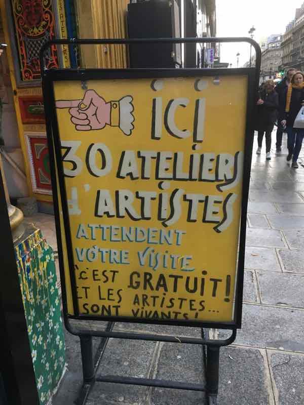 59 Rivoli Paris Sign (J. Chung)