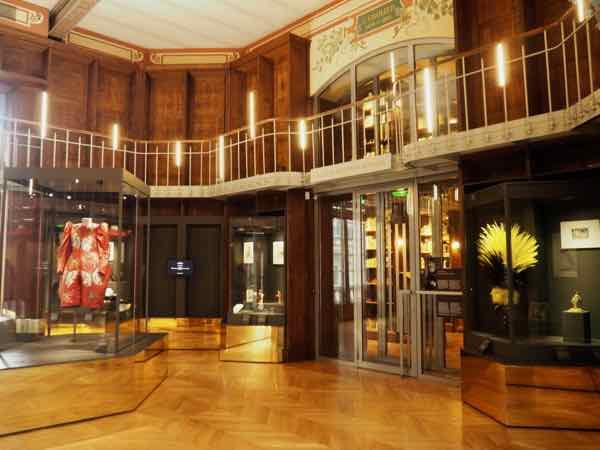 BnF Richelieu-Rotonde des arts du spectacle