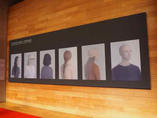 Charlotte Mano photos at the Francois-Mitterrand library (J. Chung)