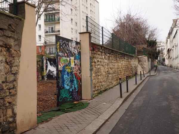 Rue Florian-La Petite Ceinture (J. Chung)