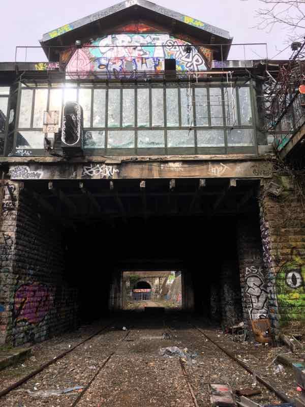 Tunnel-La Petite Ceinture