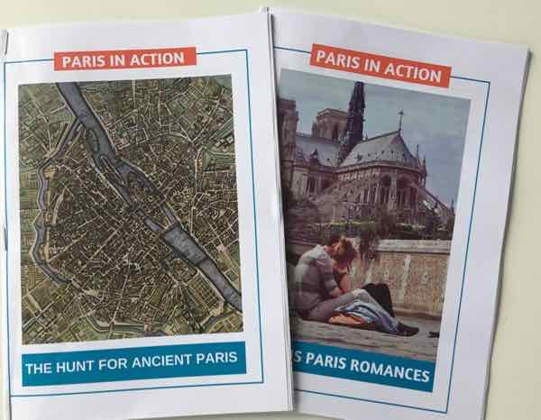 Booklets-Paris In Action