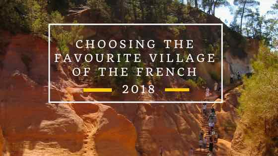 Choosing The Favourite Village Of The French 2018: Roussillon is on the list