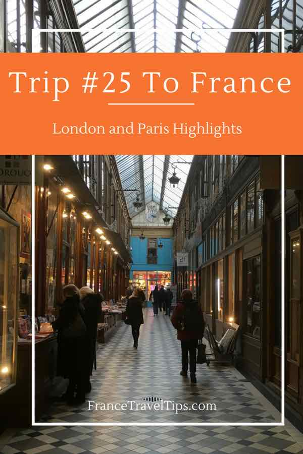 Trip #25_ London and Paris Highlights