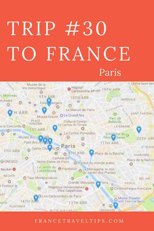 Trip #30 To France (Paris)