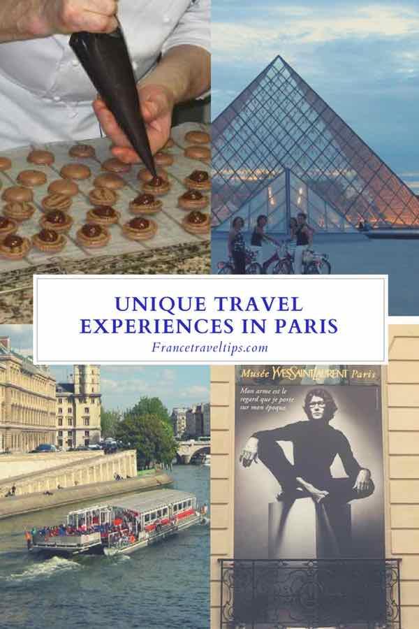 Unique Travel Experiences In Paris