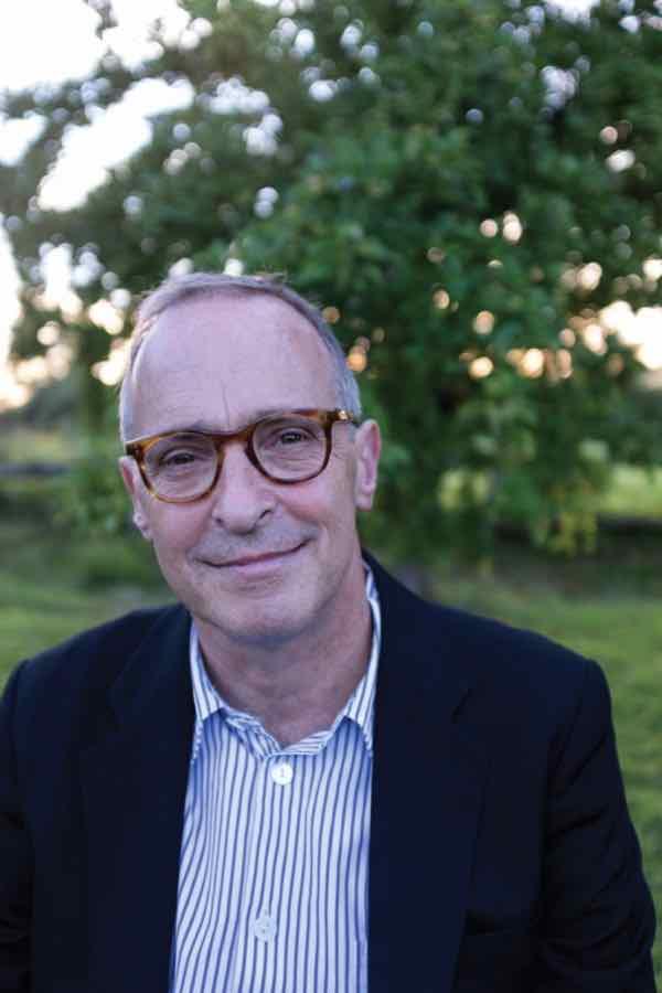David Sedaris (Credit- Ingrid Christie)