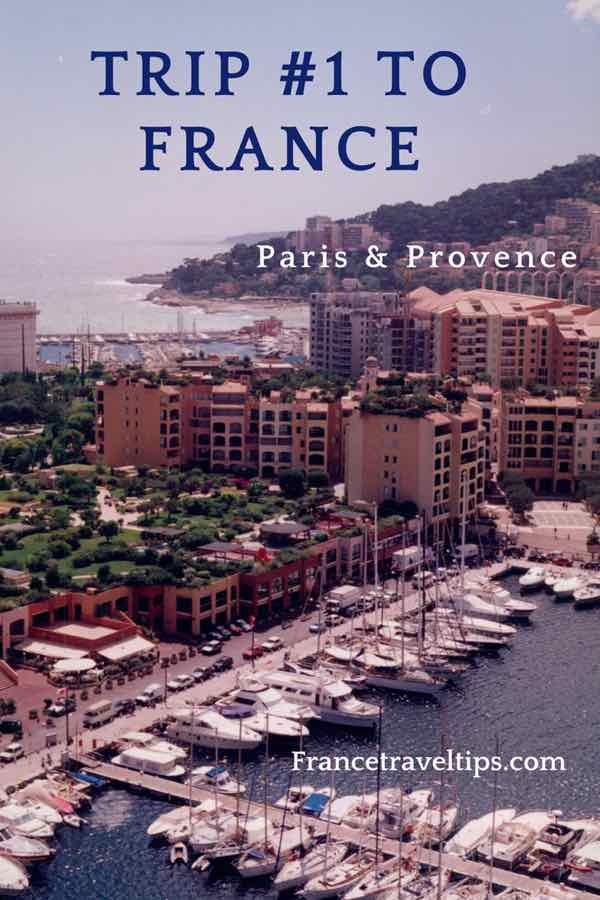 Trip #1 to France_ Paris and Provence