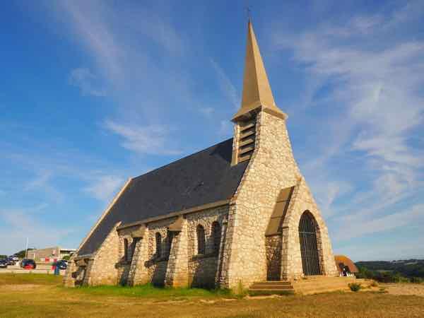 Chapelle Notre-Dame de la Garde, Etretat