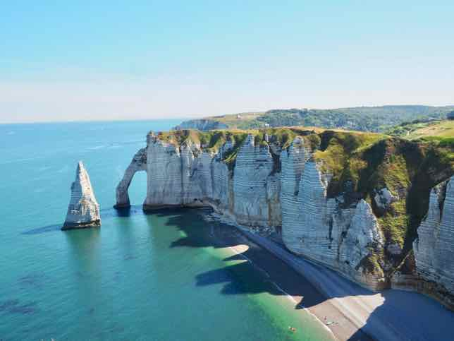 Two Of The Best Ways To See The Cliffs At Etretat France Travel Tips