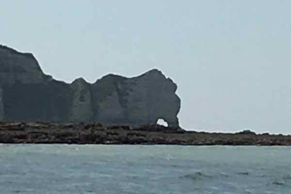 Port d'Amont Elephant?