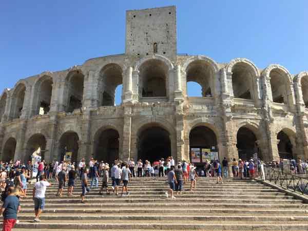 Arles Amphitheatre (J. Chung)