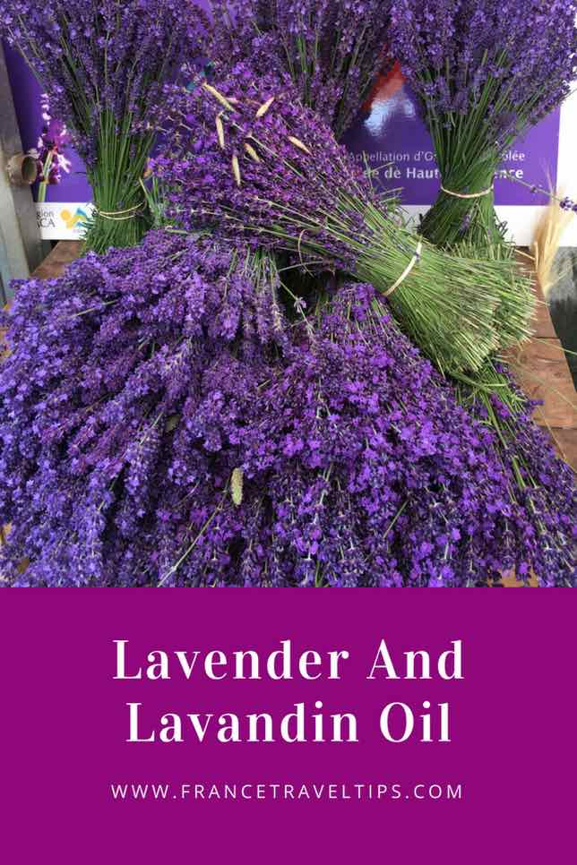 Lavender and Lavandin Oil
