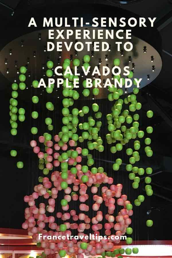 A Multi-sensory experience devoted to Calvados apple brandy