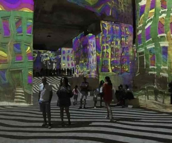 Les Carrieres de Lumieres, Les Baux (featured img)-Sound and Light Shows In Paris and Provence