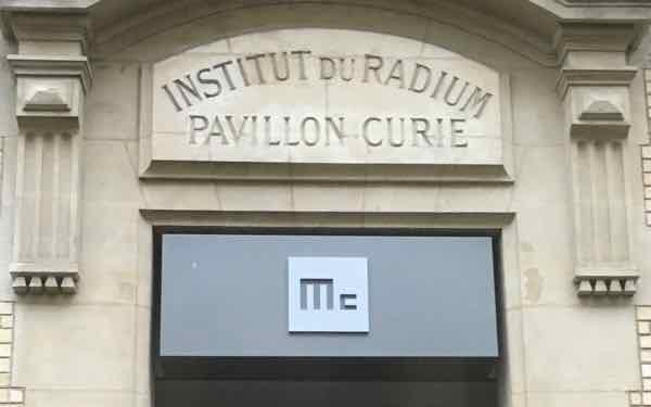 Pavillon Curie Institut du Radium-Musee Curie